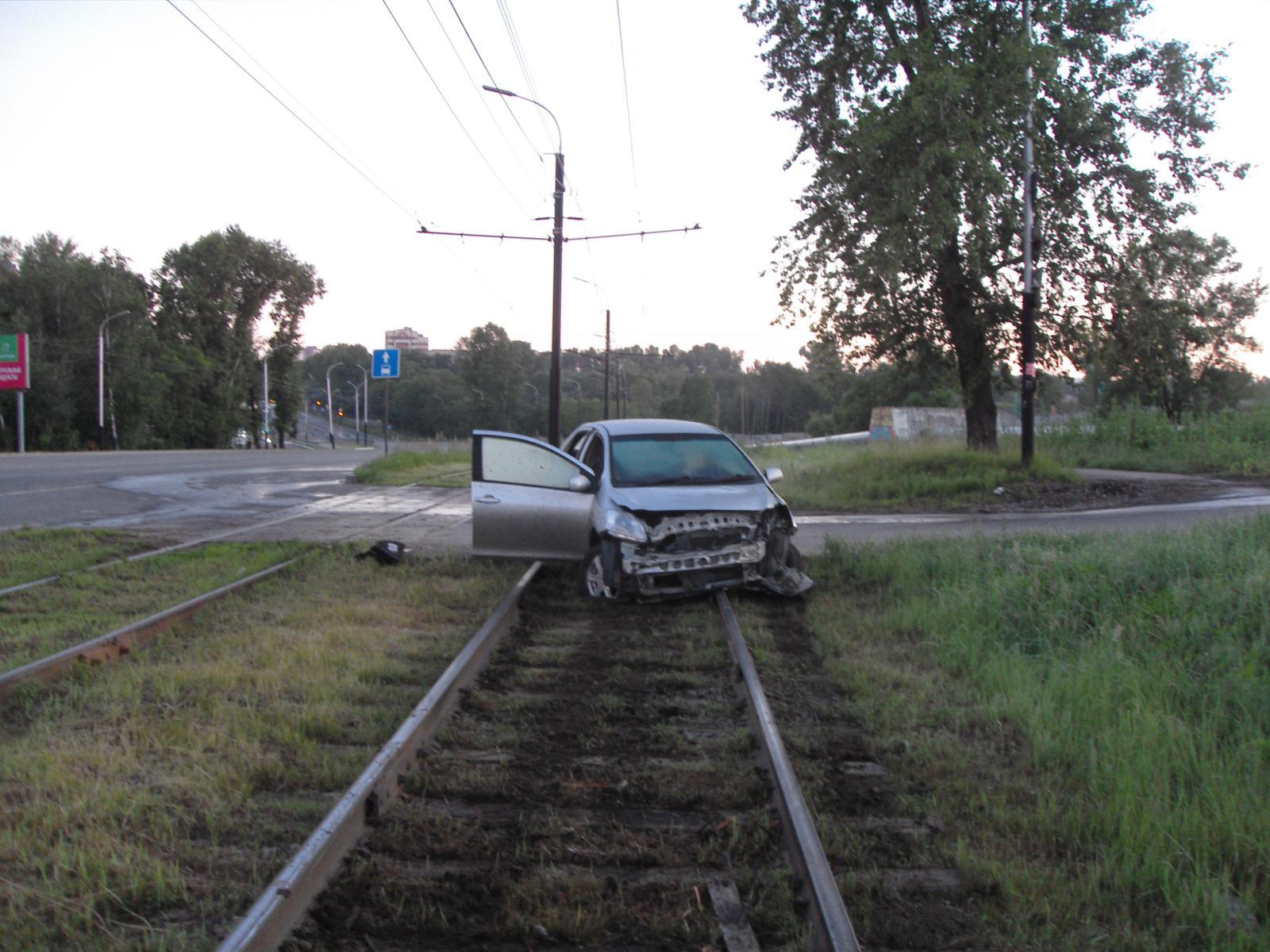 На дорогах Хабаровска становится опасно
