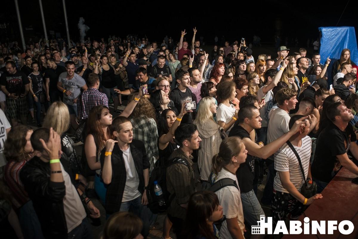 Хабаровским любителям рок-музыки предложили альтернативу «Простору»