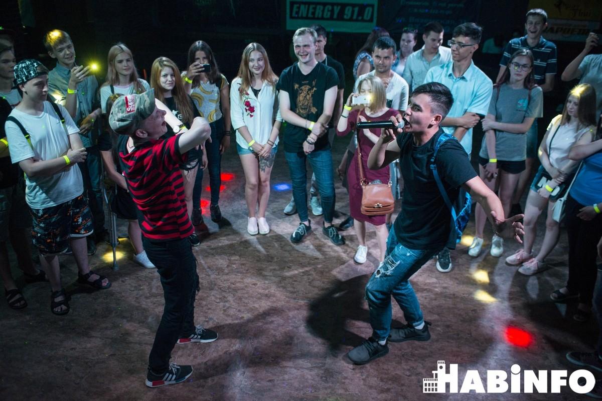 В Хабаровске начали создавать лигу рэперов
