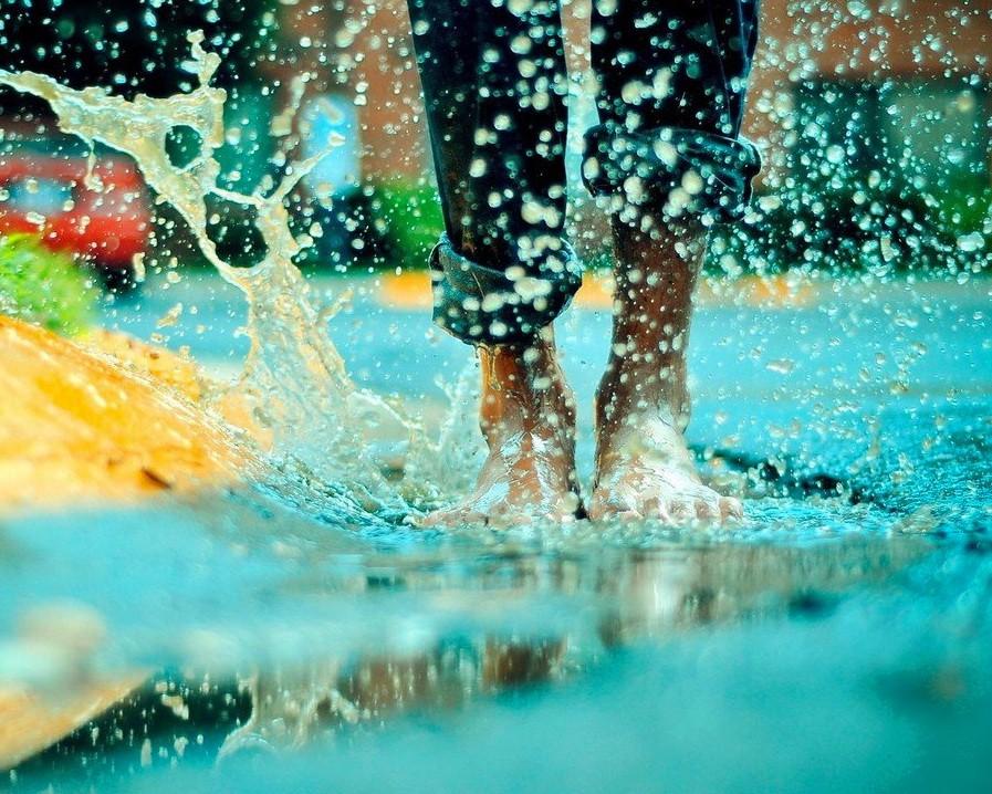 День прогулок под дождём и День рождения «Тетриса»