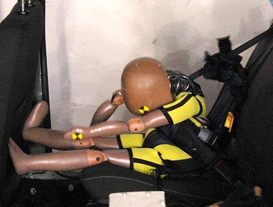 Новые правила: автокресло теперь обязательно для детей до семи лет