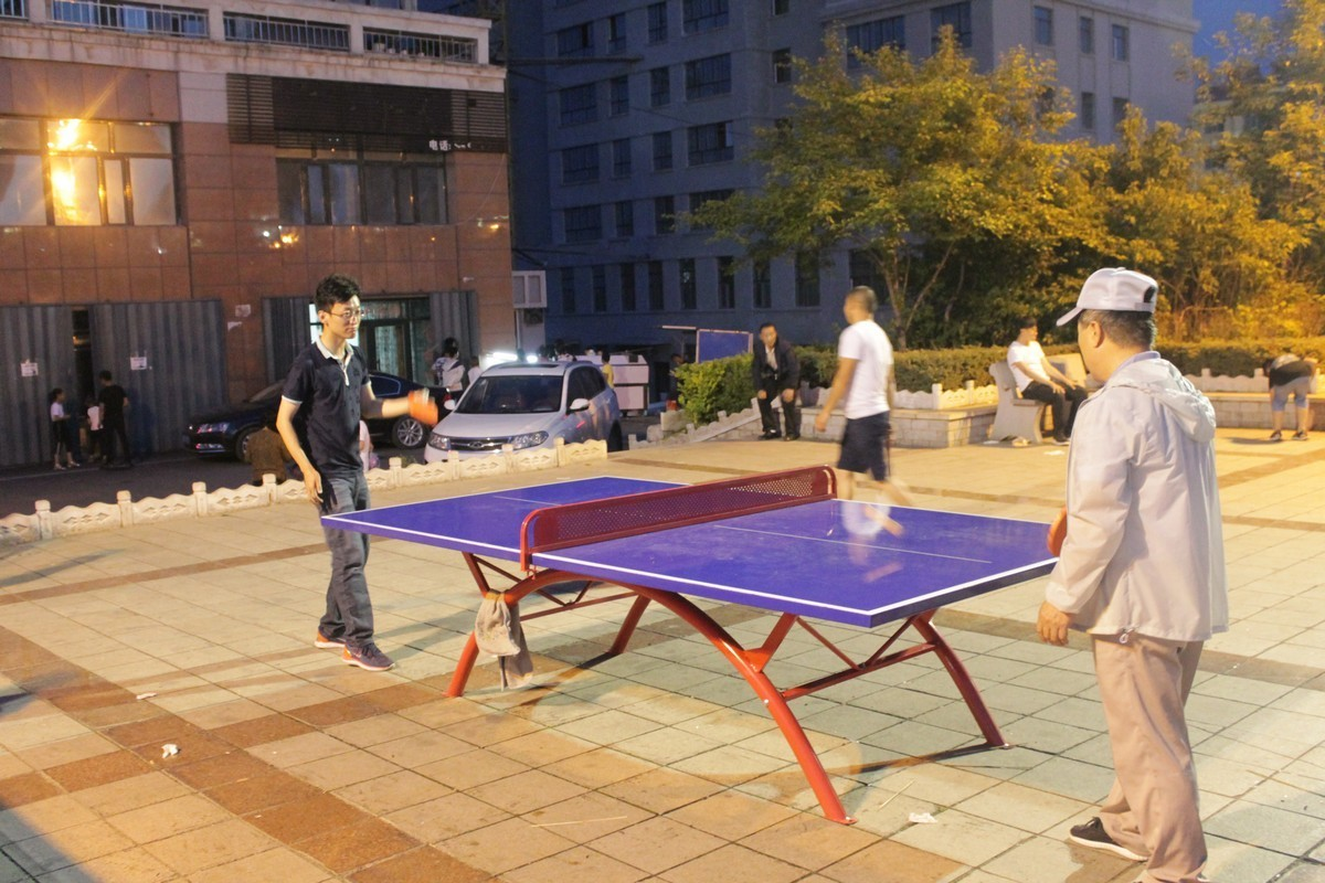 настольный теннис улица фуюань