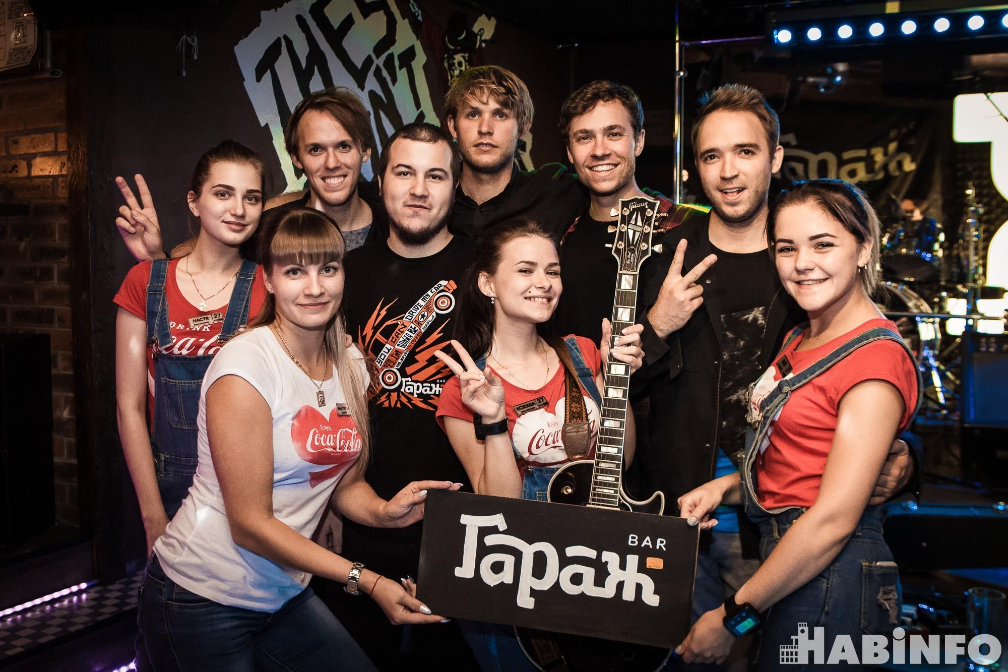 Инди-рок по-американски: хэдлайнеры фестиваля V-ROX зажгли в Хабаровске