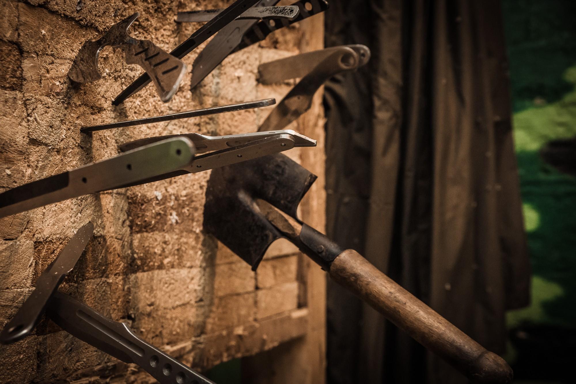 Технику метания ножей Хабаровск фото