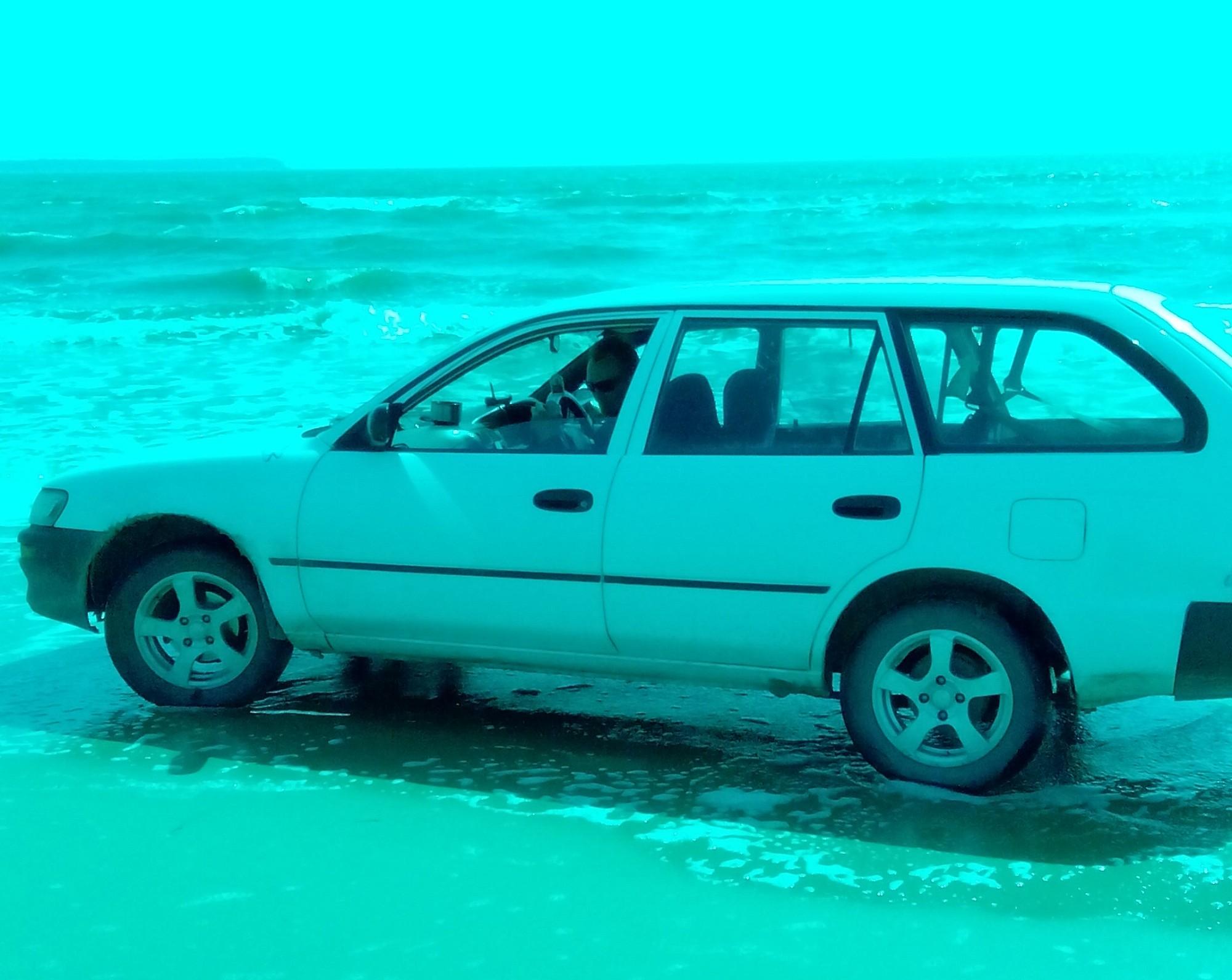 Автомобили-утопленники, или Как не попасть впросак при покупке машины