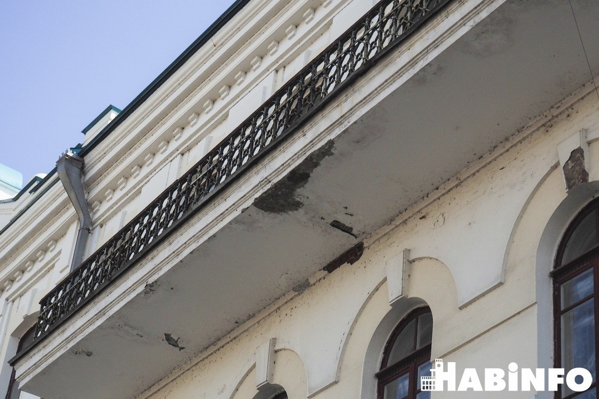 Искусство в разрухе: Дальневосточный художественный музей «трещит по швам»