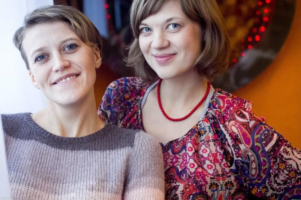 """Миссия """"Аквагрим для всех"""": хабаровские сестры-художницы раскрашивают горожан"""