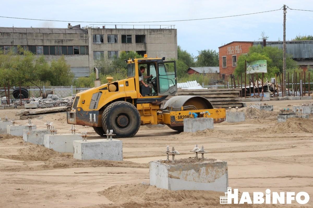 """""""Отходный"""" дом: в Хабаровске заработала новая мусороперегрузочная станция"""