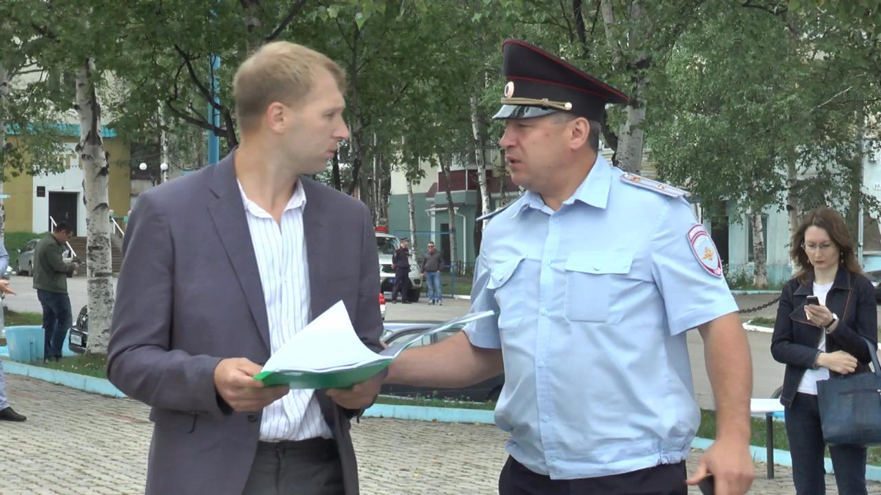 Жители Хабаровского края борются «за право дышать»