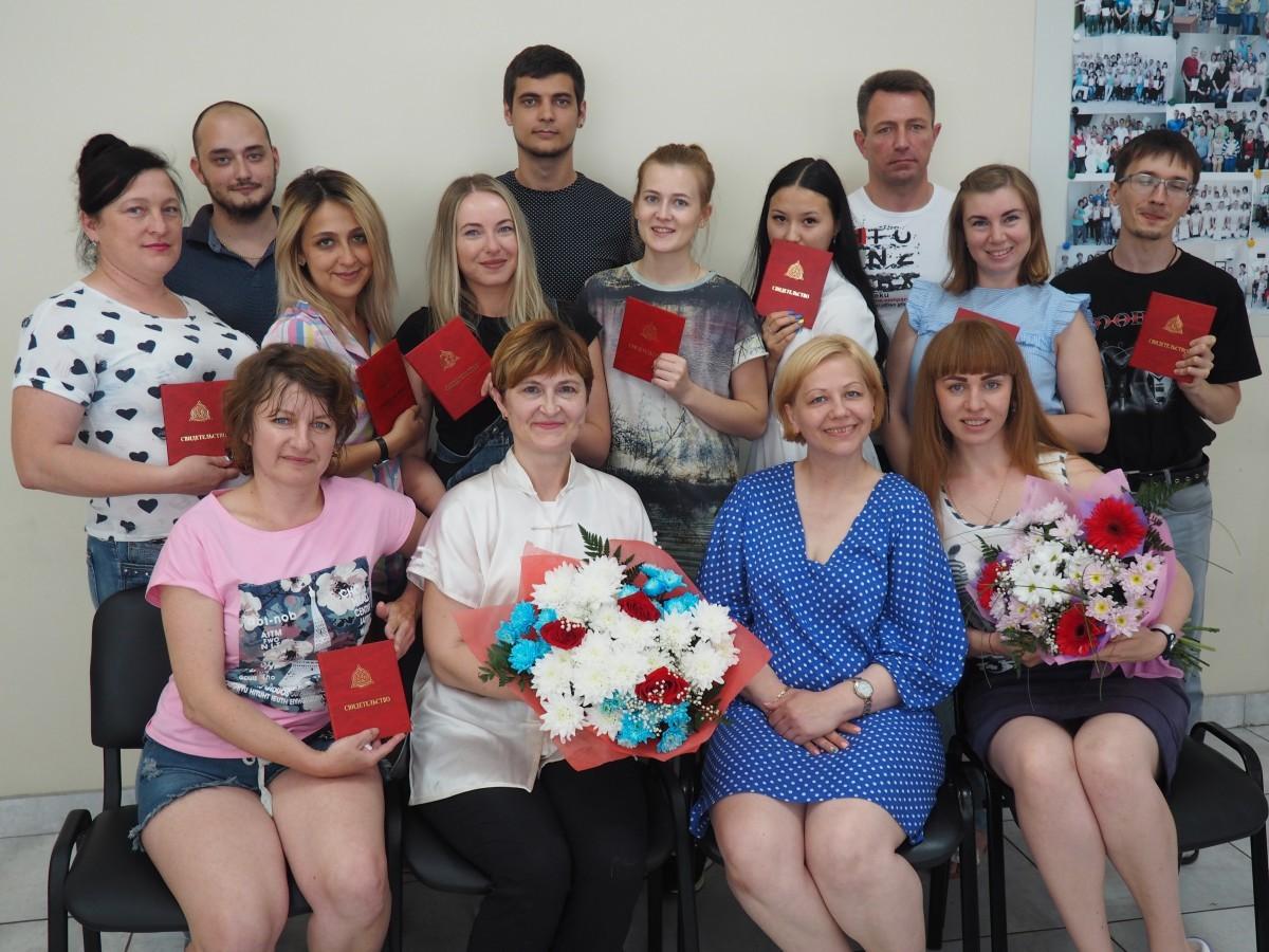 Дальневосточной академии массажа CPA Хабаровск