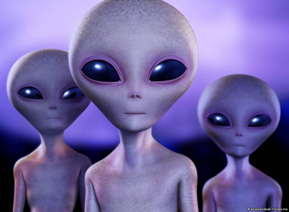 День похищения пришельцами